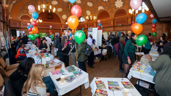 Haringey Voluntary and Community Sector Expo 2019