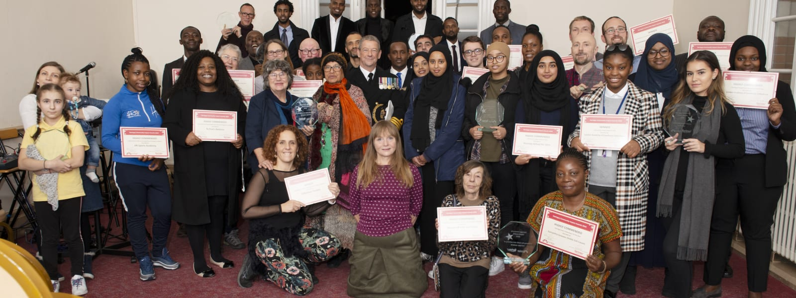Haringey Community Impact Awards 2019