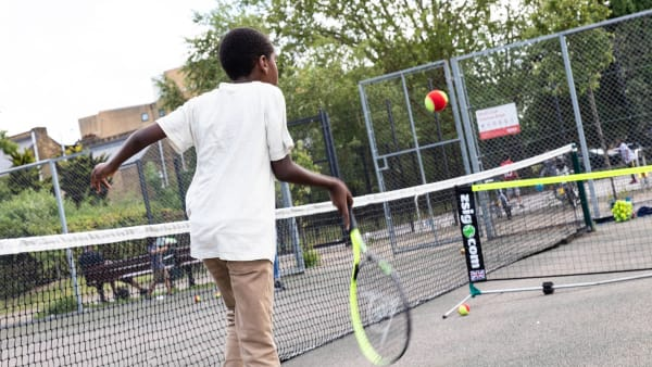 Free Tennis coaching sessions