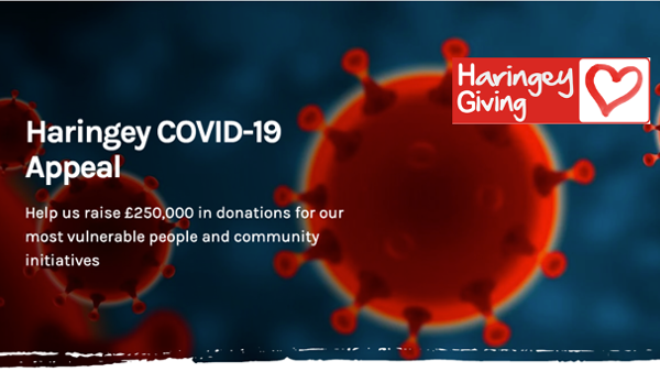 Haringey Giving COVID-19 Appeal